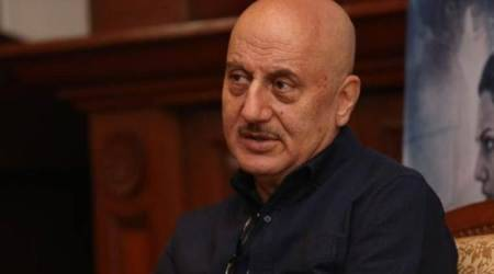 Anupam Kher: Why can't people stand up for national anthem for 52 secs