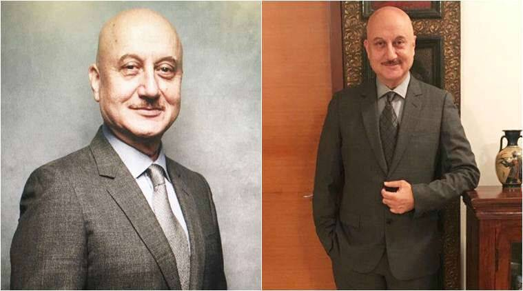 Anupam Kher, Anupam Kher  FTII, FTII Anupam kher, FTII open letter, anupam kher open letter FTII, anupam kher images