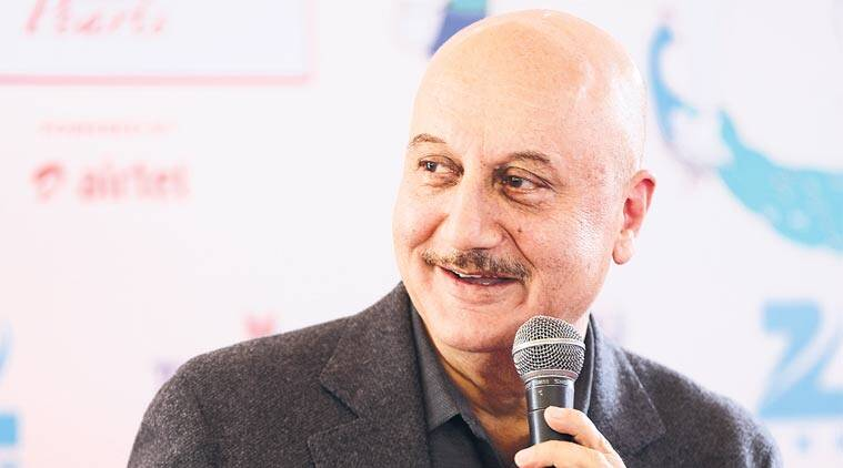 Anupam Kher : As FTII Chairman, won't just be an administrator!