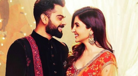 Anushka Sharma and Virat Kohli's new picture is a Diwali gift for their fans