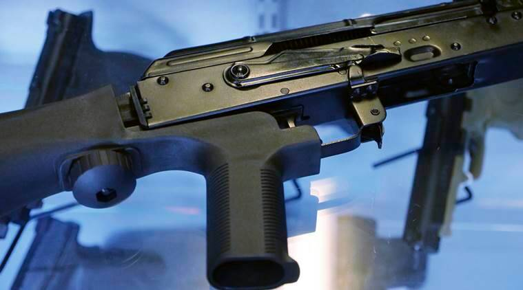 Anyone who buys a gun from a federally licensed dealer must pass a background check.