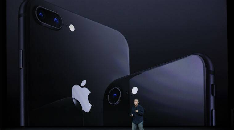 Apple shares down over poor iPhone 8 sales:Report