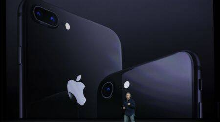 Apple shares down over poor iPhone 8 sales: Report