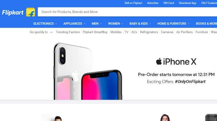Apple, iPhone X, Apple iPhone X, buy iPhone X India, iPhone X Flipkart, Apple iPhone X preorder, Apple iPhone X price in India, iPhone X review, Apple iPhone X features, Apple iPhone X specifications, Apple news