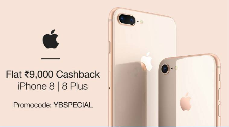 Paytm Mall Maha Cashback Sale this Diwali: Rs 9000 cashback on Apple iPhone 8, 8 Plus