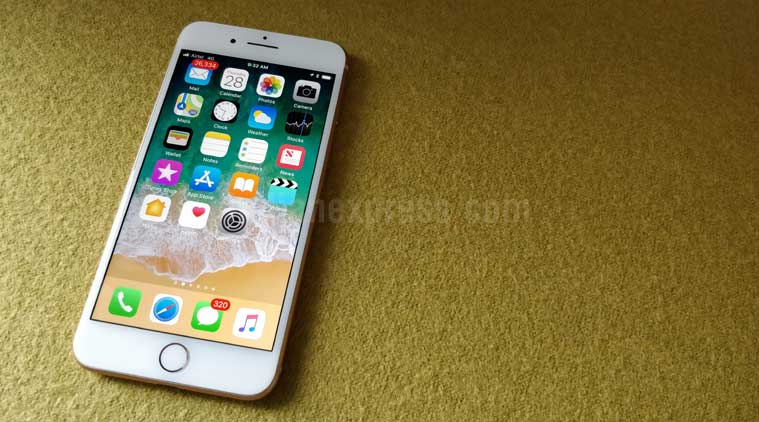 Apple, iPhone 8, iPhone 8 Plus review, Apple iPhone 8 Plus review, iPhone 8 Plus battery, Apple iPhone 8 Plus price in India, iPhone 8 vs iPhone X, Apple iPhone 8 specifications, iPhone 8 Plus features, Apple iPhone 8 Plus camera