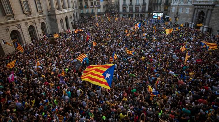 Catalonia, Spain, Catalonia elections, Catalonia separatists, Catalonia referendum, EU, indian express