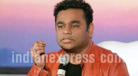 A.R. Rahman feels music enters the heart without any disclaimer