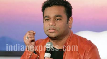 A R Rahman on his music piece The Flying Lotus: It's an impression of the rise of India