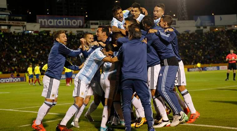 lionel messi, argentina world cup 2018, messi hat trick, world cup 2018 russia, lionel messi goals, messi argentina goals, messi world cup goals, messi world cup hat trick, argentina vs ecuador, argentina vs ecuador score, argentina vs ecuador result, footall news, sports news