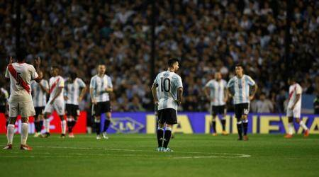 Argentina, Lionel Messi on verge of missing 2018 World Cup