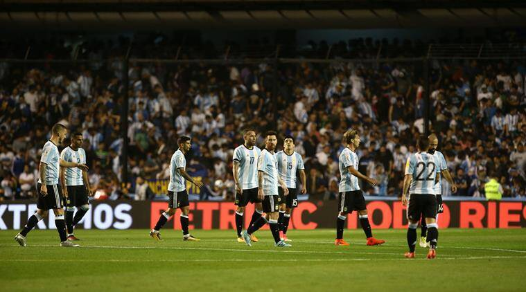 Can Argentina Qualify For World Cup 2018