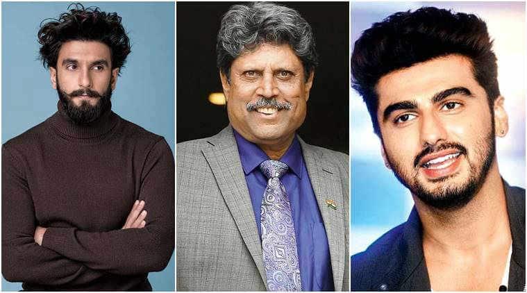 Arjun Kapoor, Ranveer Singh, Kapil dev biopic, ranveer kapil dev biopic, 83 moive
