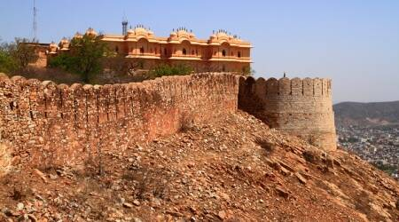 Jaipur's Nahargarh Fort gets a contemporary touch with sculpture gallery