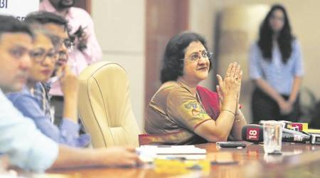 Arundhati Bhattacharya blames frequent leadership changes for PNB-typescams
