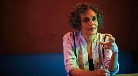 I want to write about the air we breathe: ArundhatiRoy