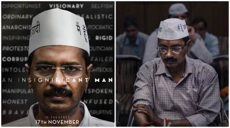Documentary on Arvind Kejriwal titled An Insignificant Man