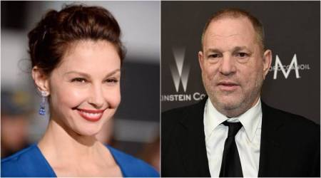 Ashley Judd after telling Harvey Weinstein story:  I feel supported