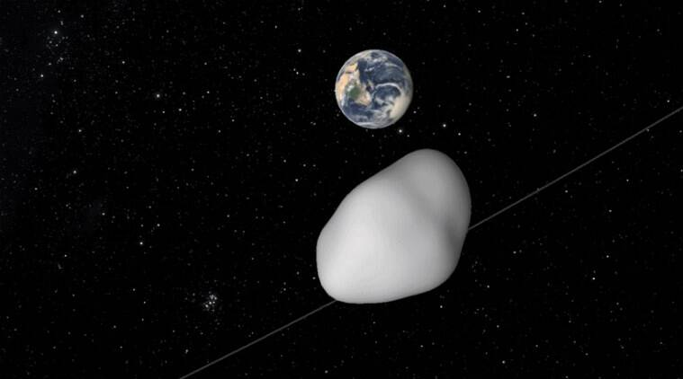 Asteroid, asteroid fly-by, NASA, 2012 TC4, Planetary Defense Coordination Office, 2012 TC4 fly-by, European Space Agency, European Southern Observatory, Minor Planet Centre