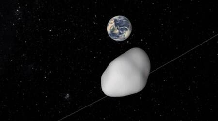 Asteroid to pass by Earth on Thursday, to be used for creating warning system