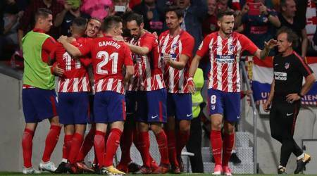 Atletico Madrid launch rights issue with Israeli investor, says president EnriqueCerezo