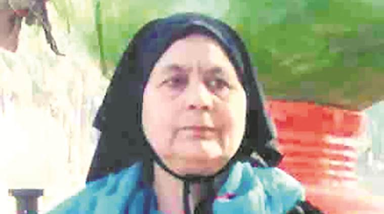 Attiqa Bano Masoodi, Attiqa Bano Masoodi death, iron lady of kashmir, bhenji, Sopore town, Kashmir, india news, indian express news
