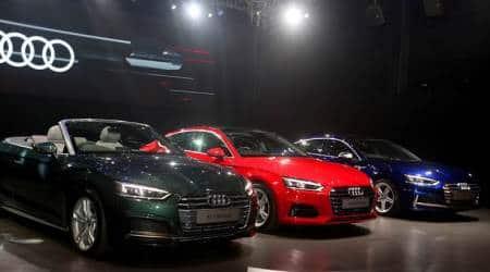 Audi India expands portfolio, launches three newmodels