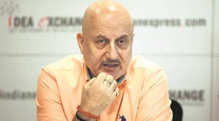 anupam kher, anupam kher ftii, ftii curriculum, ftii fees, ftii anupam kher, ftii students, smriti irani, anupam kher idea exchange, indian express, latest news