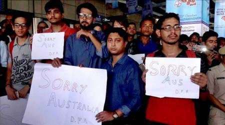 Attack on Australian team bus: Guwahati fans say sorry, Sarbananda Sonowal promises 'strictest action'