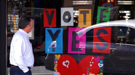 Stirred by same-sex marriage vote, Australia's youth getsserious