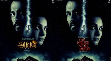 Aval first look: Siddharth's horror flick looks intriguing, set to release in November
