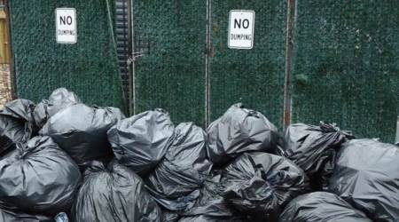Can the 'Uber of Trash' clean up its own business?