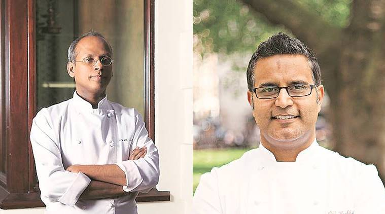 Michelin stars, Indian Michelin chefs, Michelin restaurants, Sebastian Bras, Le Sequet, Sriram Aylur, Atul Kochhar, Manjunath Mural, indian restaurants,