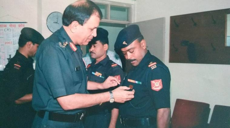 assam, assam army officer, army officer, indian army, Mohd Azmal Haque, Junior Commissioned Officer, assam illegal immigrant