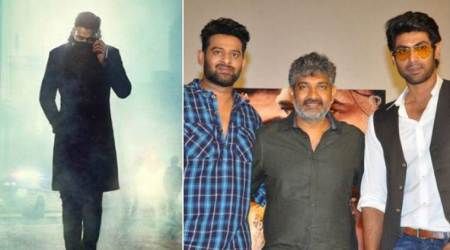 Baahubali team is in complete awe of Prabhas' intense Saaho first look