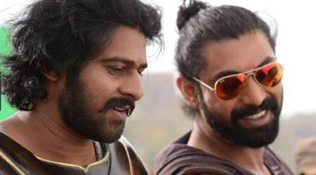 Baahubali actor Rana Daggubati shares a photo with Prabhas and we want to revisit kingdom of Mahishmati