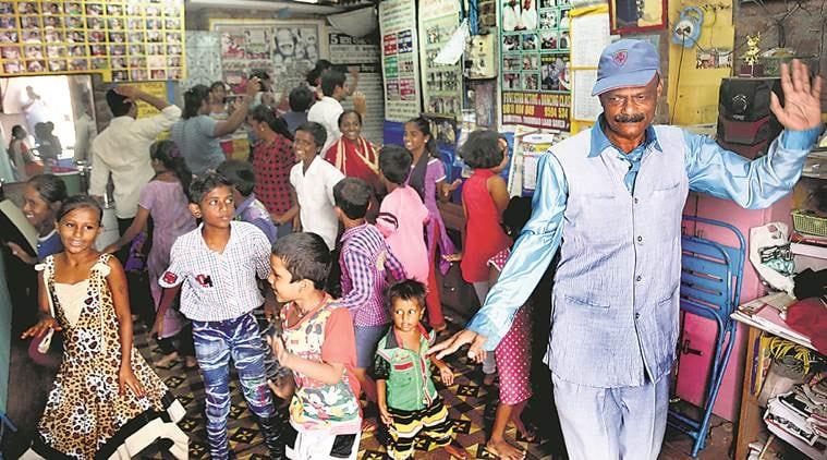 Dharavi acting classes, acting and dancing classes in dharavi, acting and fight classes dharavi, fight classes in dharavi, mumbai dharavi acting classes, dharavi, mumbai, bollywood, mumbai news, indian express news