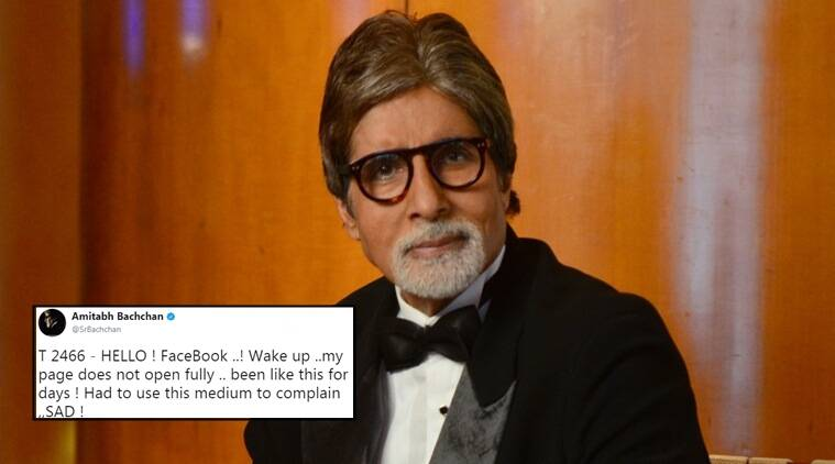 amitabh bachchan, amitabh bachchan birthday, amitabh bachchan 75 birthday, amitabh bachchan on twitter, tweets by amitabh bachchan, funny tweets by amitabh bachchan, indian express, indian express news