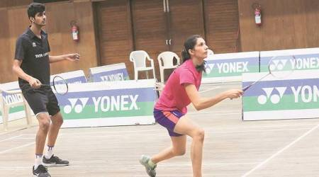 Ira, Rajat emerge as champions in North Zone Badminton tourney
