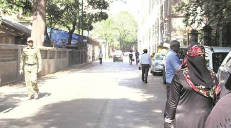 Badruddin Tyabji Marg: On 26/11, seven cops died on this road
