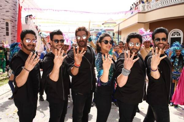 secret superstar, golmaal again, aamir khan zaira wasim, ajay devgn, rohit shetty