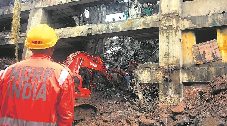 Chandivali building collapse: Family asks cops to probe call from phone of 'missingman'
