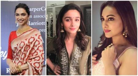 Deepika Padukone, Alia Bhatt, Sonakshi Sinha: Make-up looks by Bollywood celebs to try this Diwali