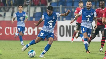 Bengaluru FC miss out on second consecutive AFC Cup final