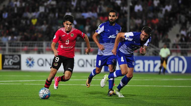 Bengaluru FC bow out after draw with Istiklol
