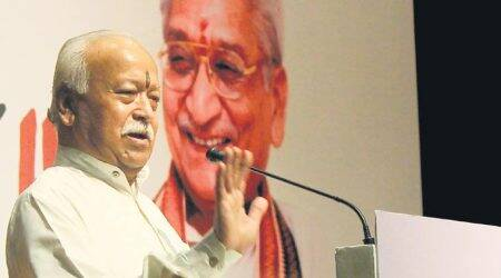 Mohan Bhagwat on Vedas: India can give world roots to go forward