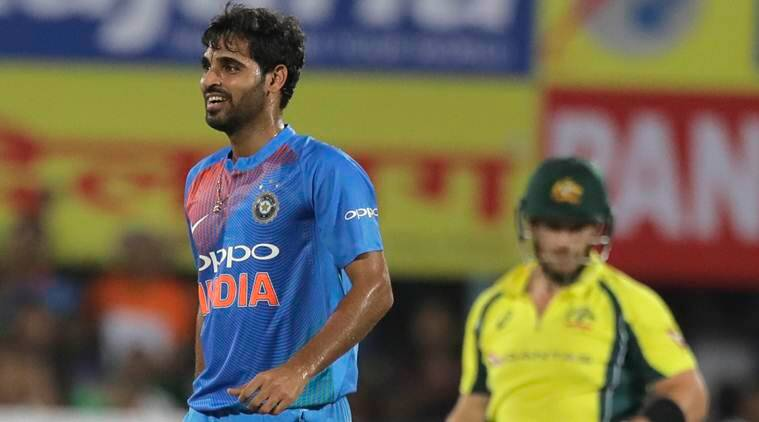 india vs australia, ind vs aus, india vs australia t20, bhuvneshwar kumar