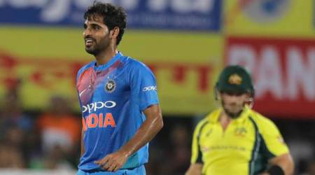 India vs Australia 2nd T20: We couldn't take wickets in middle overs, says BhuvneshwarKumar