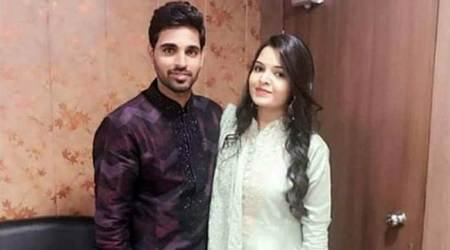 Earlier Bhuvneshwar Kumar was more decent, innocent and now he has become smarter, reveals wife Nupur Nagar