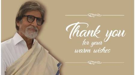 Amitabh Bachchan reveals why he didn't celebrate his 75th birthday